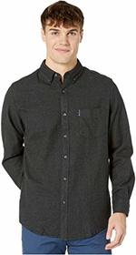 Ben Sherman Long Sleeve Twisted Brushed Shirt