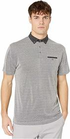 Ben Sherman Jacquard Jersey Body Polo