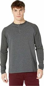 Ben Sherman Long Sleeve Thermal Raglan Sleeve Henl