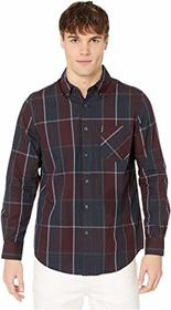 Ben Sherman Long Sleeve Window Gingham Shirt