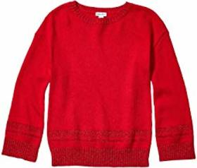 Splendid Littles Lurex Sweater Knit (Big Kids)