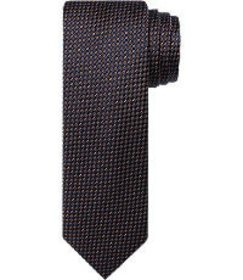 Jos Bank 1905 Collection Mini Dot & Check Tie CLEA