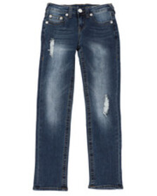 True Religion slim straight jeans (8-20)