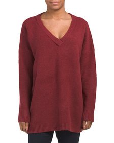 FRENCH CONNECTION Cozy V Neck Sweater