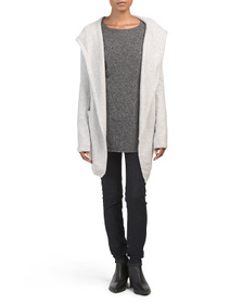 MARLED Mossy Hooded Duster Cardigan