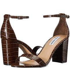 Steve Madden Exclusive - Declair Block Heeled Sand