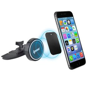 IPOW Car Mount CD Slot Magnetic Universal Phone Ho