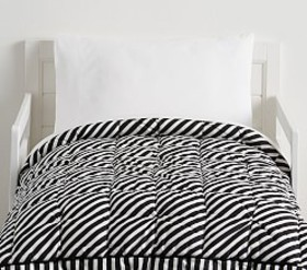 Pottery Barn The Emily & Meritt Diagonal Stripe To