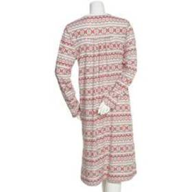 White Orchid Long Sleeves 42in. Nordic Fair Isle W