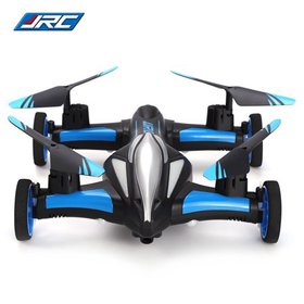 JJRC H23 2.4G RC Quadcopter Land / Sky 2 in 1 6 Ax