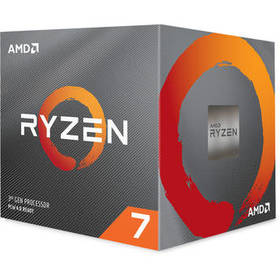 AMD Ryzen 7 3800X 3.9 GHz Eight-Core AM4 Processor