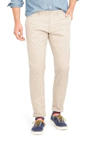 J. Crew 484 Slim Fit Stretch Chino Pants