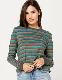 VOLCOM Volcom Set Stripe Womens Tee_