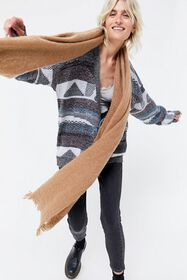 Cozy Brushed Scarf