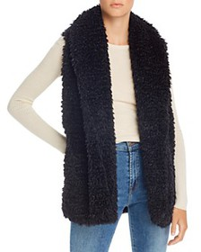 Echo - Teddy Faux Fur Vest - 100% Exclusive