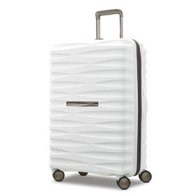 "Samsonite Voltage DLX 25"" Spinner in the color Whi"