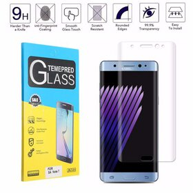 M.way Clear Full 2.5D Curved Body Tempered Glass S