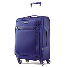 "Samsonite Lift 2 21"" Spinner in the color Blue."