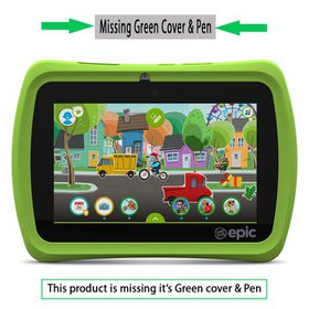 LeapFrog Epic 7-Inch Touchscreen Kids Tablet with
