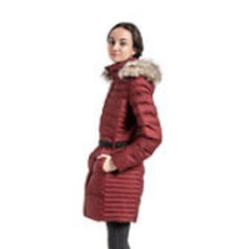 Timberland Women's Long Quilted Jacket