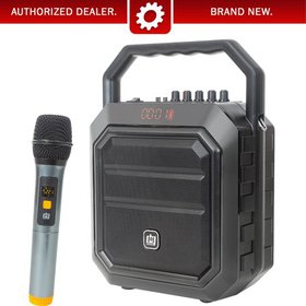 Deco Gear Portable Wireless PA Speaker System with