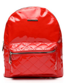 Rampage quilted midi backpack