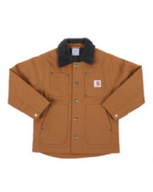 Carhartt full swing chore coat fleece lined (4-7)