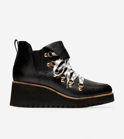 Cole Haan ZERØGRAND Wedge Hiker Boot (65mm)