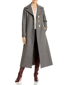 Tory Burch - Latch-Front Long Coat