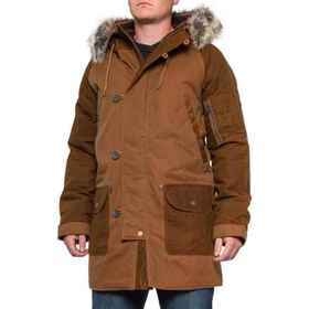 Frye Ranson Mixed Media Parka - Insulated (For Men