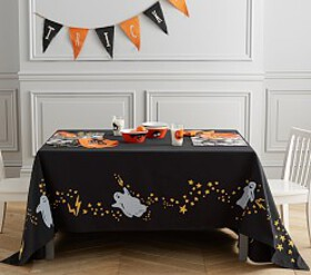 Pottery Barn Halloween Glow-in-the-Dark Ghost Tabl