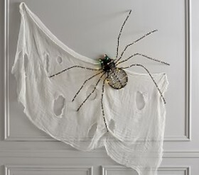 Pottery Barn Creepy Cloth Decor