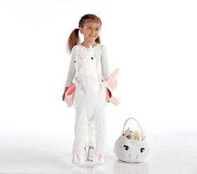 Pottery Barn 3D Pegasus Costume