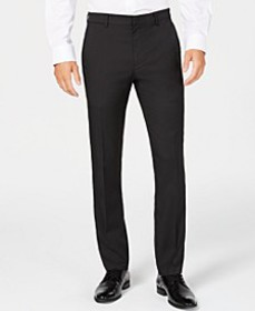 Men's AlfaTech Classic-Fit Stretch Pants, Created