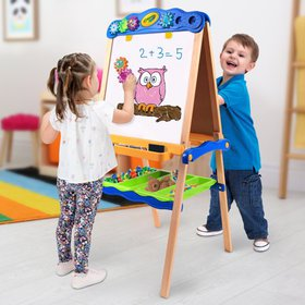 Crayola Draw' N Store Wood Studio Set