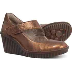 Bionica Darva Wedge Mary Jane Shoes - Leather (For