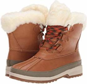 Sperry Maritime Winter Boot Leather