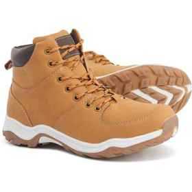 Joseph Allen Casual Work Boots (For Boys) in Tan