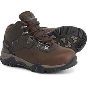 Hi-Tec Altitude VI Leather Hiking Shoes - Waterpro