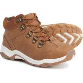 Joseph Allen Casual Hiking Boots (For Boys) in Bro