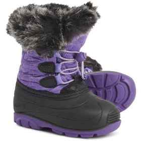 Kamik Lychee Faux-Fur Pac Boots - Waterproof (For