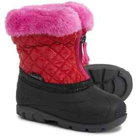 Kamik Fluffball Faux-Fur Pac Boots - Waterproof (F
