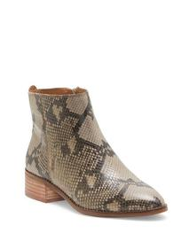 Lucky Brand Lenree Leather Bootie