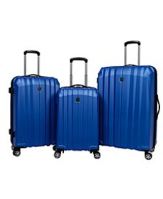 Laser 2.0 3-Pc Hardside Luggage Set, Created for M