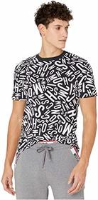 Moschino All Over Lettering T-Shirt