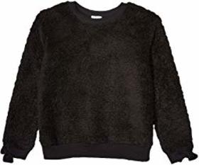Splendid Littles Sherpa Sweatshirt (Big Kids)