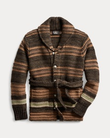RRL Belted Ranch Cardigan