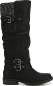 XOXO Women's Mannie Tall Riding Boot