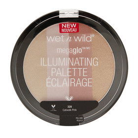 Wet n Wild MegaGlo Illuminating Palette Catwalk Pi