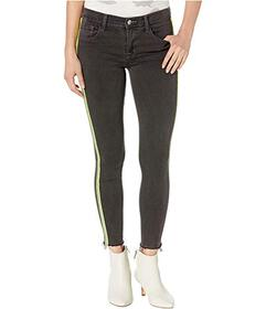 J Brand 835 Mid-Rise Crop Skinny in Epitome